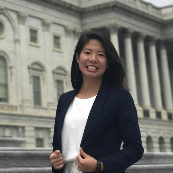 Elaine Li, MPP '19 (Expected)