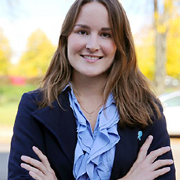 Marie-Noelle Steinig, MPP '17 (expected)