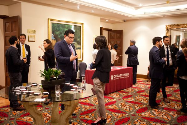Alumni networking in Mexico