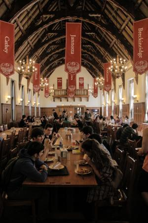 Cathey Dining Commons