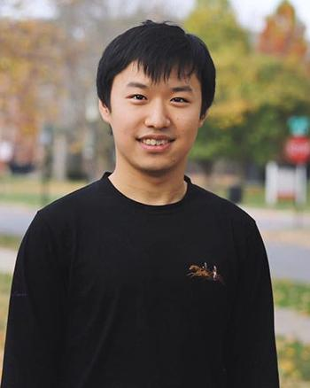 Headshot of Yuhang (Michael) Ma