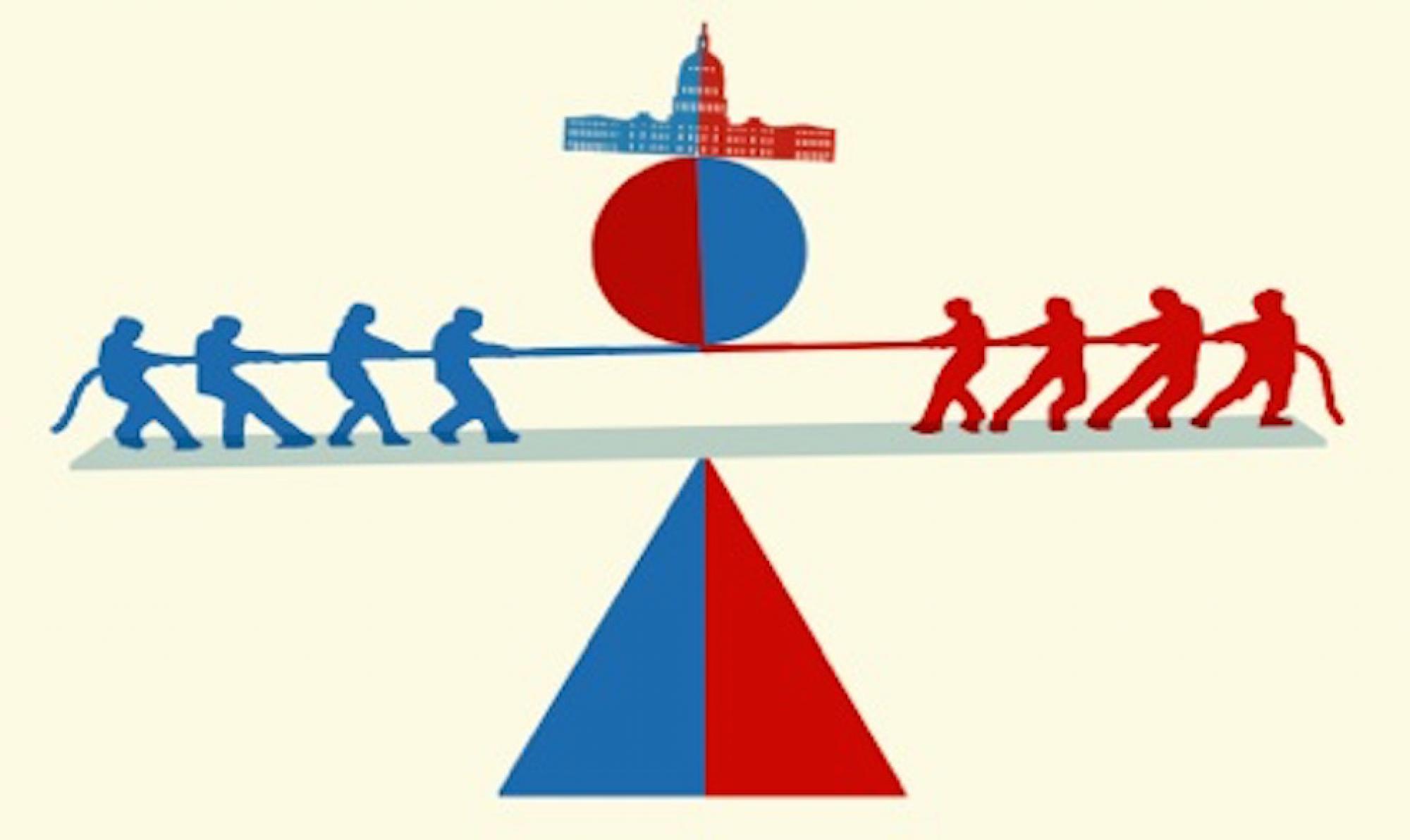 Legislative gridlock