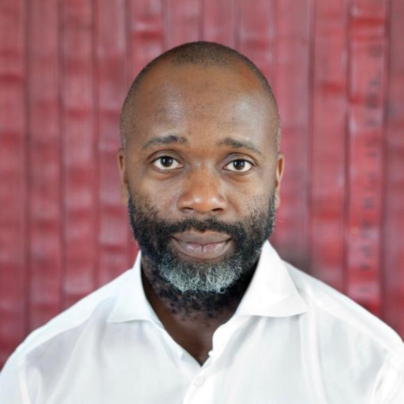 A photo of Theaster Gates
