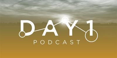 Day One Podcast Logo