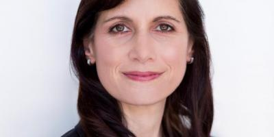 A headshot of Dean Katherine Baicker